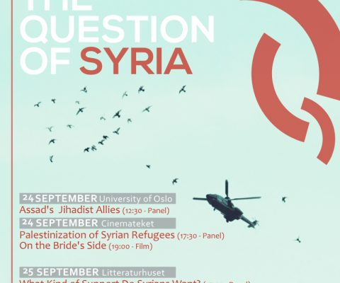The Question of Syria