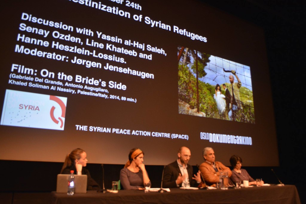 Palestinization of Syrian Refugees - Cinemateket