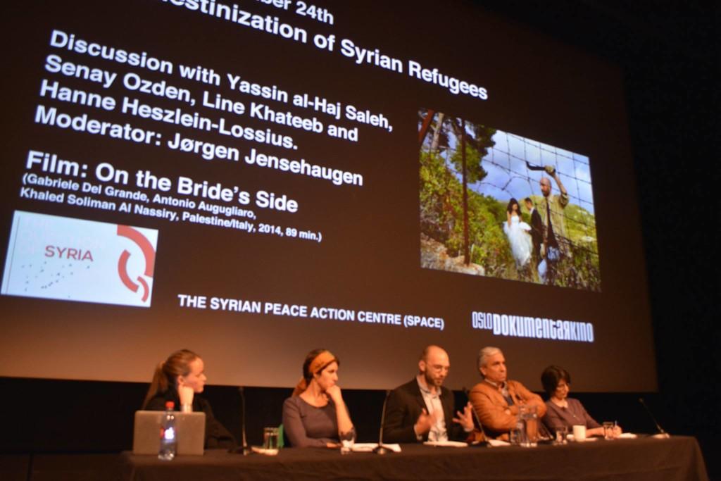 Palestinization of Syrian Refugees - Cinemateket