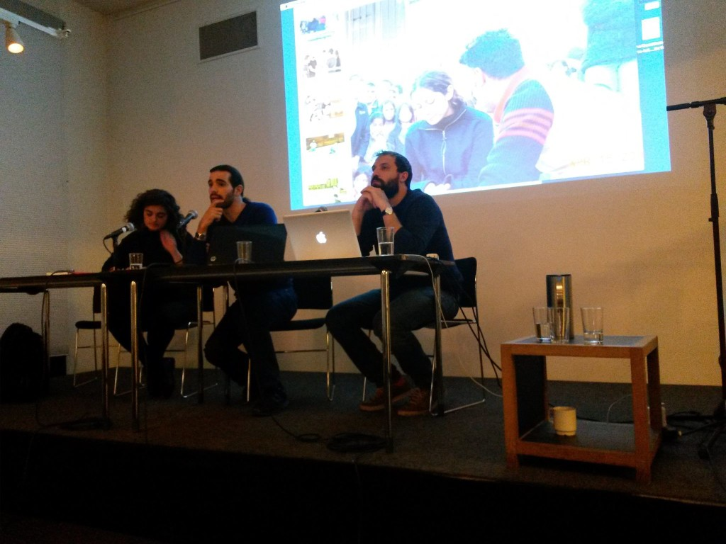 Performing Democracy: Syrian Art Practices Today - Litteraturhuset
