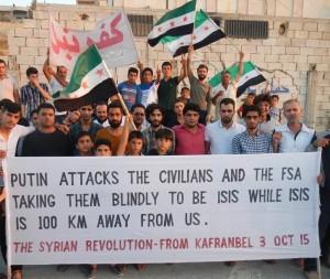 Banner from Kafranbel