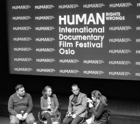 Meet SPACE at HUMAN film festival 2019!