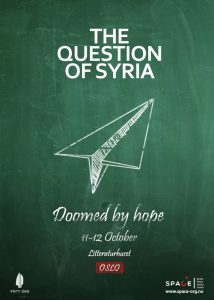 The Question of Syria 2018