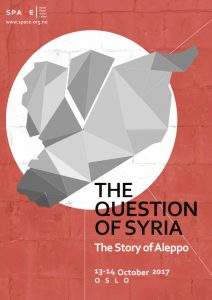 The Question of Syria 2017